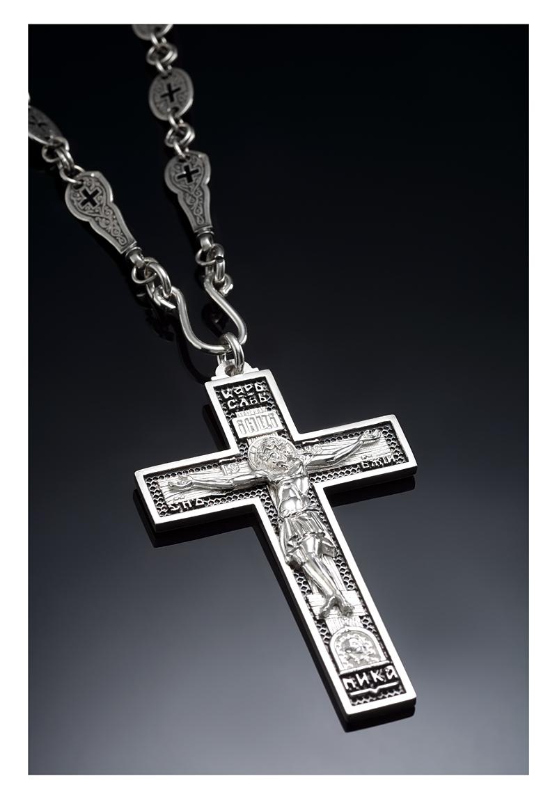 Крест наперсный КЕм-11 (кабинетный) - 5