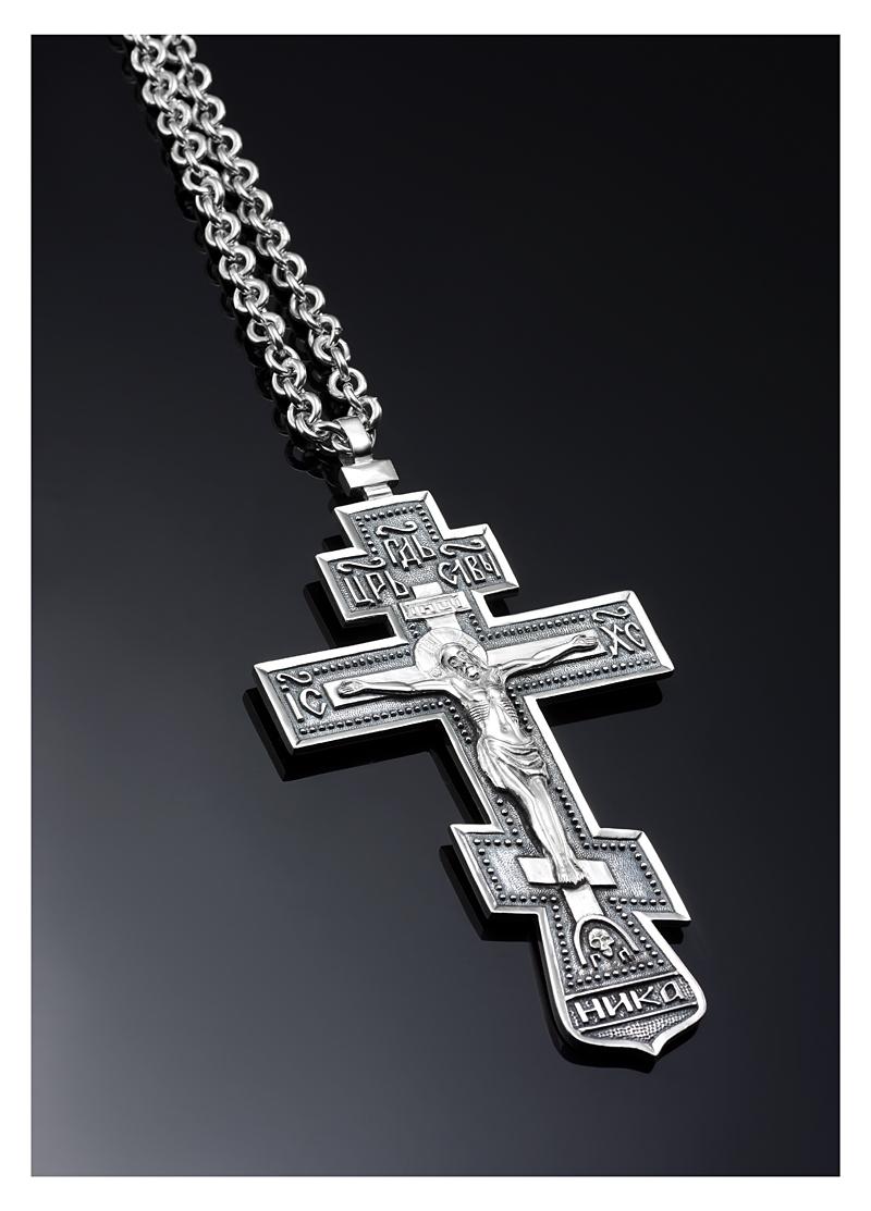 Крест наперсный К-10 - 8